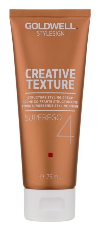 Goldwell StyleSign Creative Texture Superego 4 krem do stylizacji do włosów