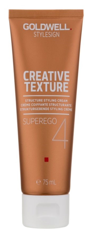 Goldwell StyleSign Creative Texture Superego 4 stiling krema za lase