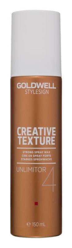 Goldwell StyleSign Creative Texture Showcaser 3 vosk na vlasy v spreji