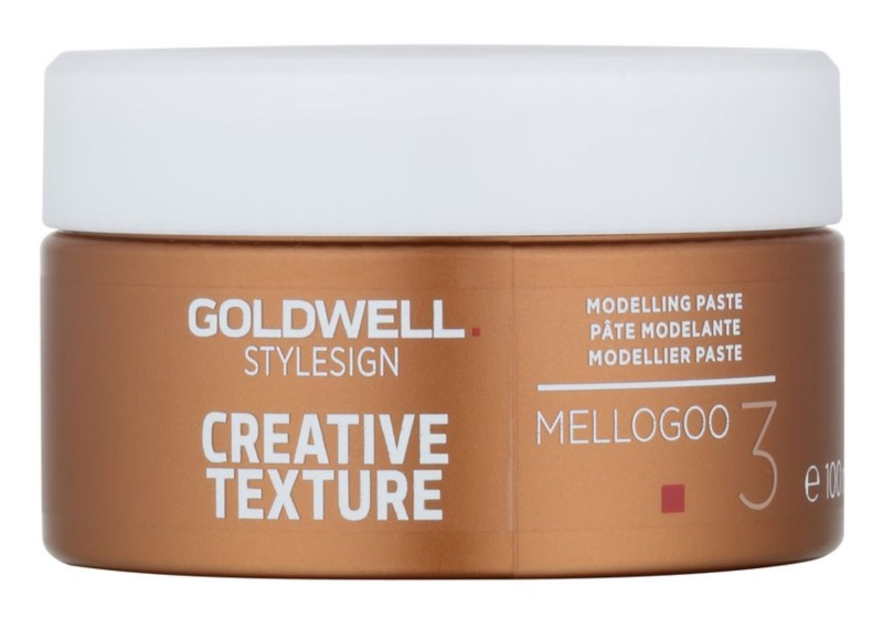 Goldwell StyleSign Creative Texture Mellogoo 3 моделююча паста  для волосся
