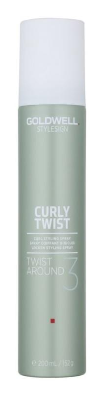 Goldwell StyleSign Curly Twist стайлінговий спрей 2 в 1 для створення хвиль