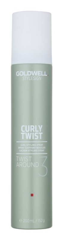 Goldwell StyleSign Curly Twist Stylingspray 2 in 1 zur Definition von welligem Haar