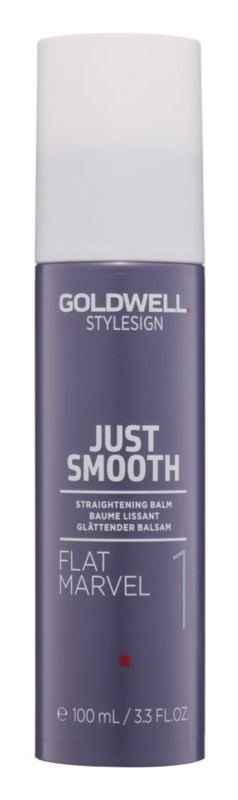 Goldwell StyleSign Just Smooth balsamo lisciante contro i capelli crespi