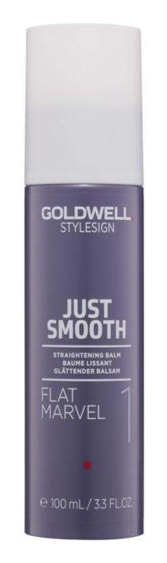 Goldwell StyleSign Just Smooth изглаждащ балсам против цъфтене