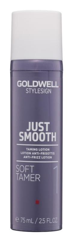 Goldwell StyleSign Just Smooth Schutzmilch gegen strapaziertes Haar