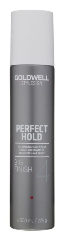 Goldwell StyleSign Perfect Hold spray capilar para dar volume
