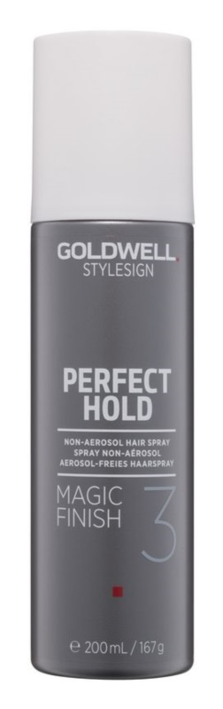 Goldwell StyleSign Perfect Hold Hairspray Without Aerosol