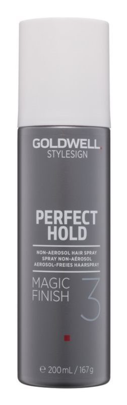 Goldwell StyleSign Perfect Hold laca de pelo sin aerosol
