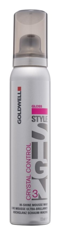 Goldwell StyleSign Gloss cera em mousse para cabelo