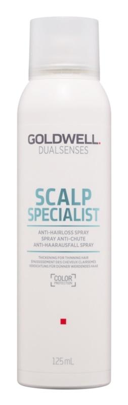 Goldwell Dualsenses Scalp Specialist spray contra la pérdida de densidad de cabello