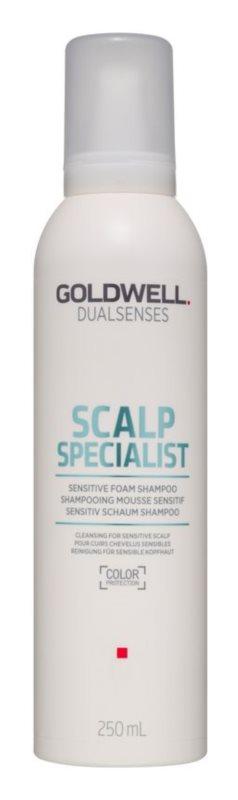 Goldwell Dualsenses Scalp Specialist penový šampón pre citlivú pokožku hlavy