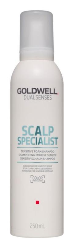 Goldwell Dualsenses Scalp Specialist pěnový šampon pro citlivou pokožku hlavy