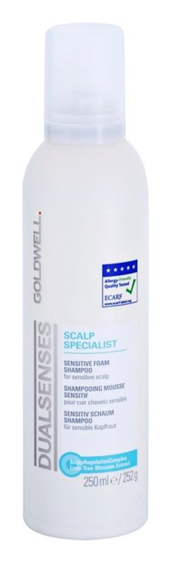 Goldwell Dualsenses Scalp Specialist Shampoo  voor Gevoelige Hoofdhuid