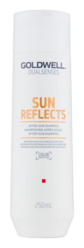 Goldwell Dualsenses Sun Reflects champô de corpo e cabelo pós-solar