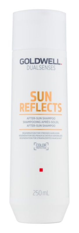 Goldwell Dualsenses Sun Reflects shampoing cheveux et corps après-soleil