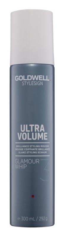 Goldwell StyleSign Ultra Volume spuma  pentru volum si stralucire