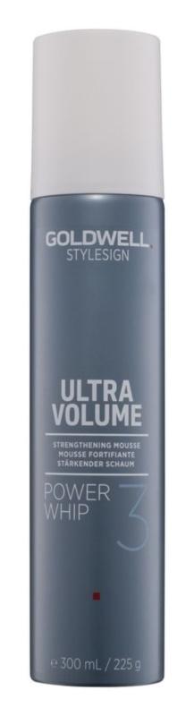 Goldwell StyleSign Ultra Volume espuma para o fortalecimento e volume do cabelo