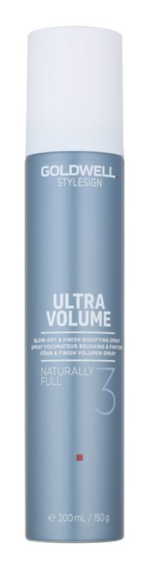 Goldwell StyleSign Ultra Volume spray protector térmico para dar volumen y para el styling del cabello