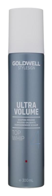 Goldwell StyleSign Ultra Volume tvarující pěna na vlasy