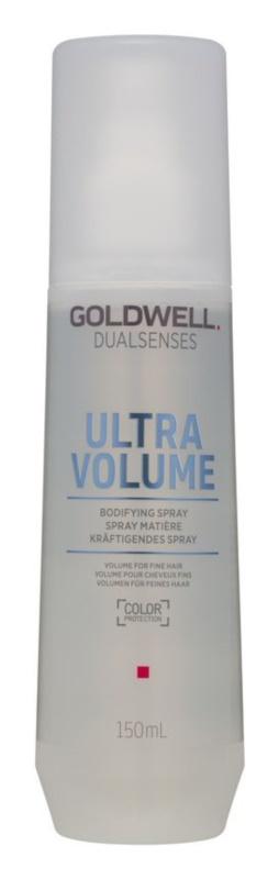Goldwell Dualsenses Ultra Volume спрей для об'єму ослабленого волосся