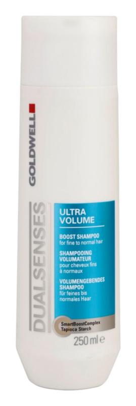 Goldwell Dualsenses Ultra Volume szampon do włosów cienkich i delikatnych