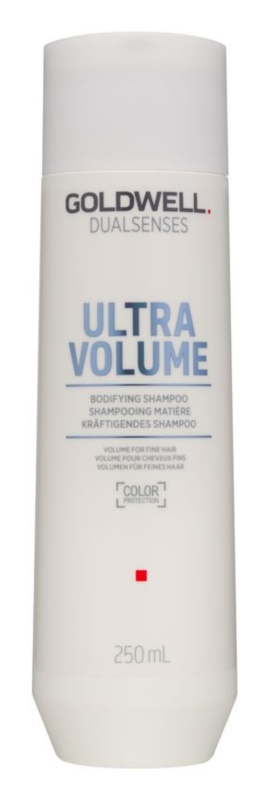 Goldwell Dualsenses Ultra Volume champô para dar volume aos cabelos finos