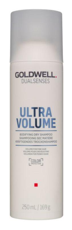 Goldwell Dualsenses Ultra Volume suchy szampon do zwiększenia objętości