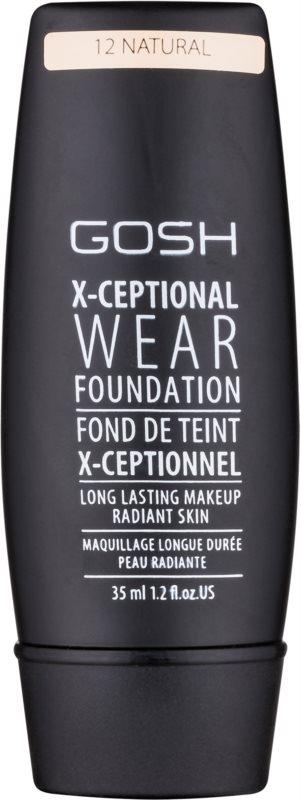 Gosh X-ceptional dlouhotrvající make-up