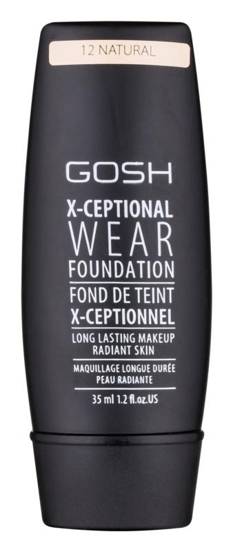 Gosh X-ceptional Long-Lasting Foundation