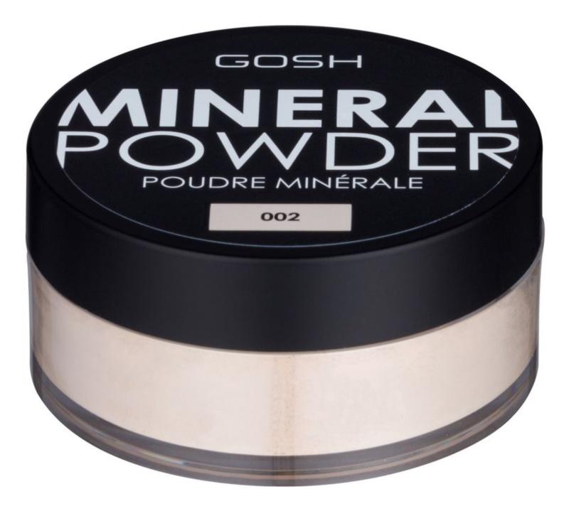 Gosh Mineral Powder minerálny púder