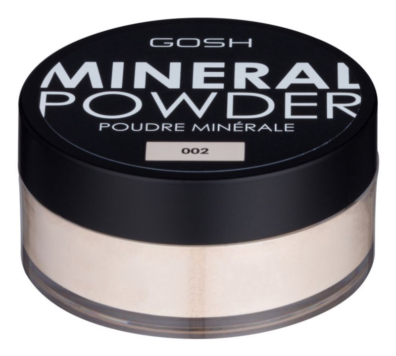 Gosh Mineral Powder poudre minérale