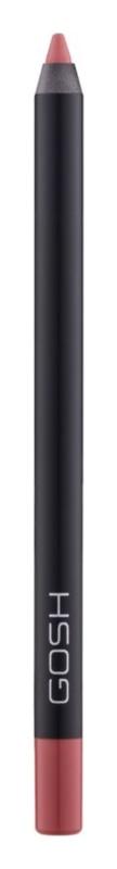 Gosh Velvet Touch voděodolná tužka na rty
