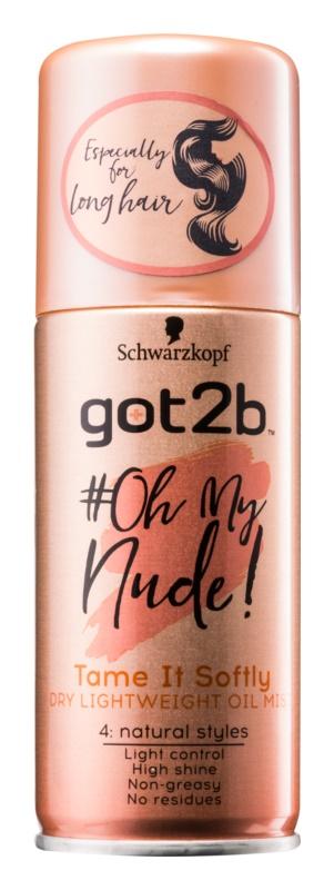 got2b Oh My Nude Nebel für Definition und Form