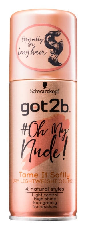 got2b Oh My Nude Nebel für Definition und Form