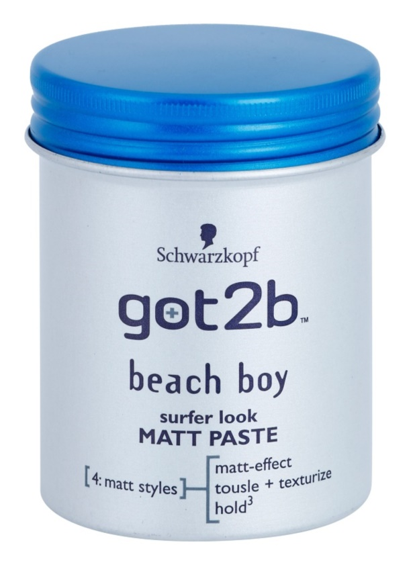got2b Beach Boy zmatňujúca pasta pre definíciu a tvar
