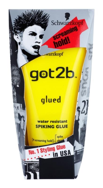 got2b Glued Styling Gel for Hair