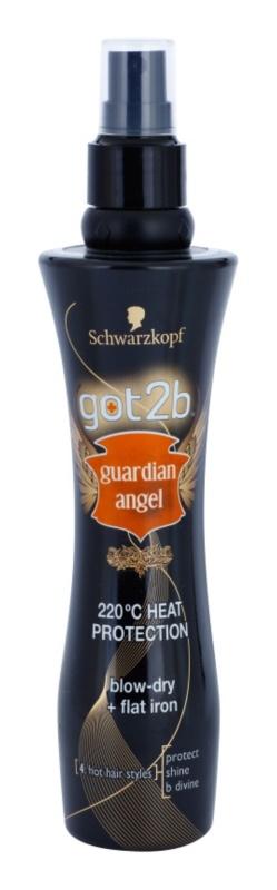 got2b Guardian Angel спрей-стайлінг для волосся пошкодженого високими температурами