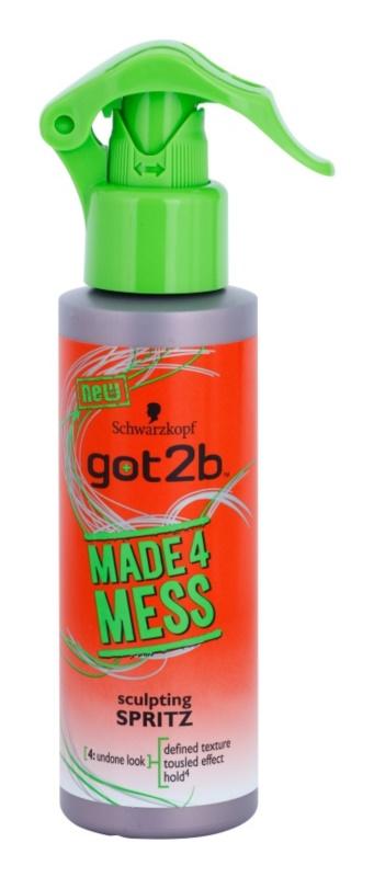 got2b Made 4 Mess formázó spray hajra