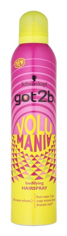 got2b Volumania laca de pelo para dar volumen