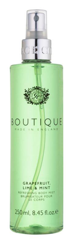 Grace Cole Boutique Grapefruit Lime & Mint odświeżający spray do ciała