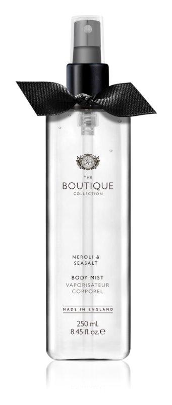 Grace Cole Boutique Neroli & Sea Salt спрей для тіла
