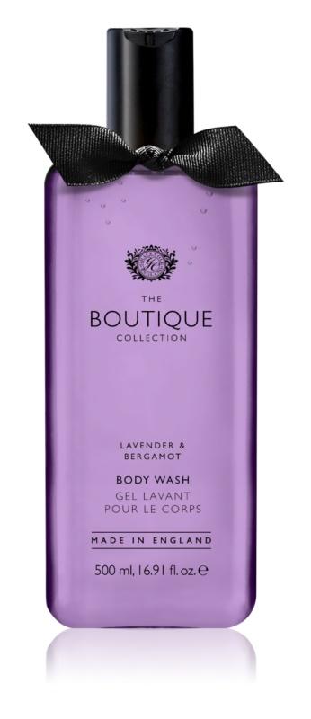 Grace Cole Boutique Lavender & Bergamot гель для душу