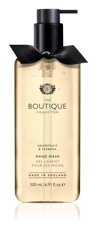 Grace Cole Boutique Grapefruit & Verbena tekuté mýdlo na ruce