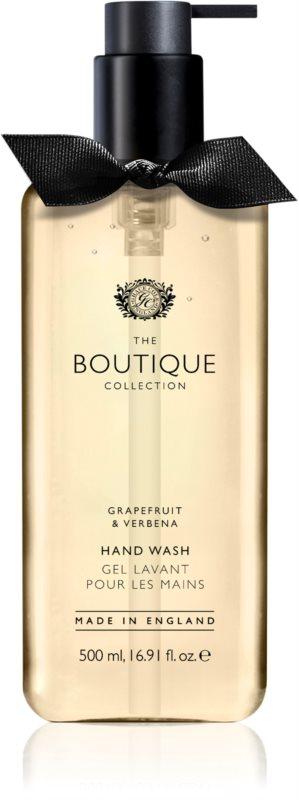 Grace Cole Boutique Grapefruit & Verbena tekuté mydlo na ruky