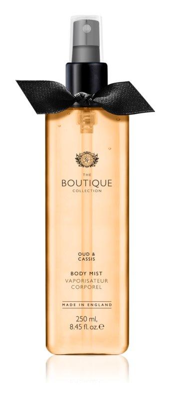 Grace Cole Boutique Oud & Cassis pršilo za telo