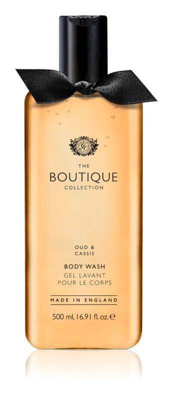 Grace Cole Boutique Oud & Cassis gel za prhanje