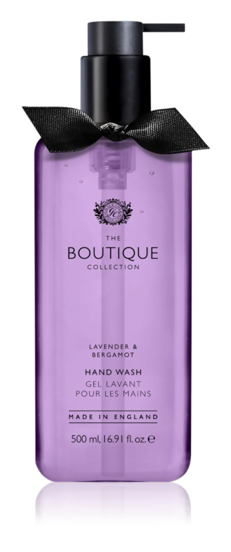 Grace Cole Boutique Lavender & Bergamot mydlo na ruky
