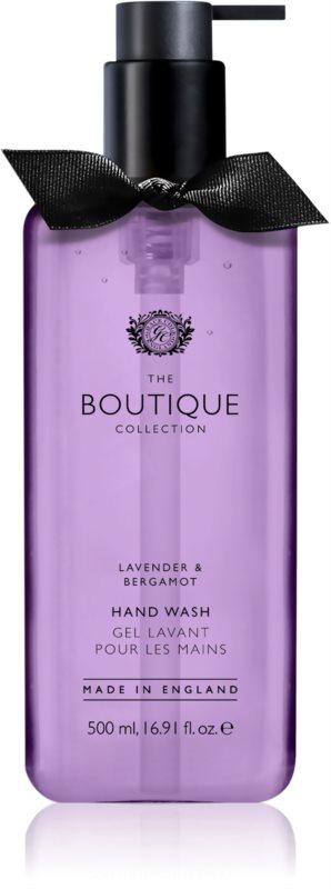 Grace Cole Boutique Lavender & Bergamot мило для рук
