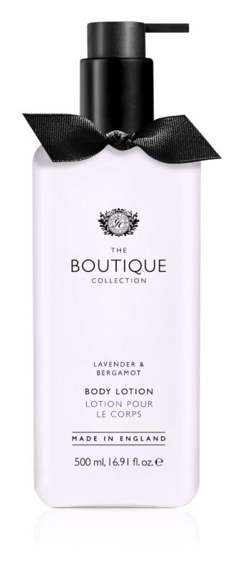 Grace Cole Boutique Lavender & Bergamot losjon za telo