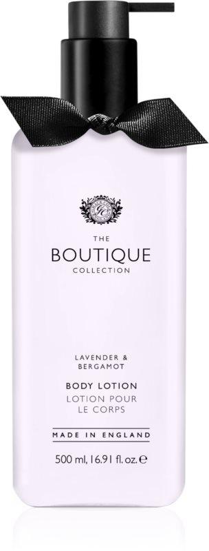 Grace Cole Boutique Lavender & Bergamot lotiune de corp